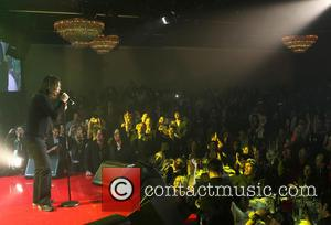 Ozzy Osbourne - The L.A. Gay and Lesbian Center's 'An Evening With Women' event held at the Beverly Hilton Hotel...