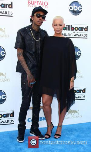 Wiz Khalifa And Amber Rose To Host Wedding Party
