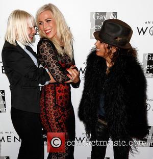Sia, Natasha Bedingfield and Linda Perry