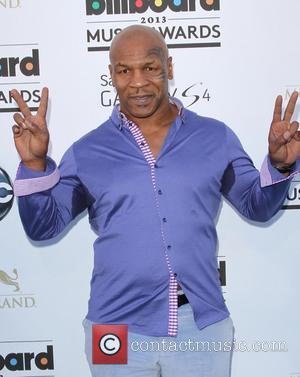 Mike Tyson - 2013 Billboard Music Awards