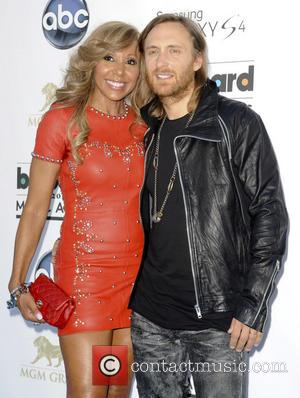 David Guetta and Cathy Guetta - 2013 Billboard Music Awards at the MGM Grand Garden Arena - Arrivals - Vegas,...