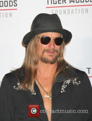 Kid Rock - 15th Annual Tiger Jam 2013 Benfitting The Tiger Woods Foundation at Mandalay Bay Events Center inside Mandalay...