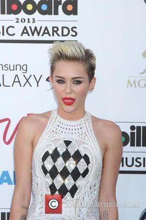 Miley Cyrus - 2013 Billboard Music Awards at the MGM...