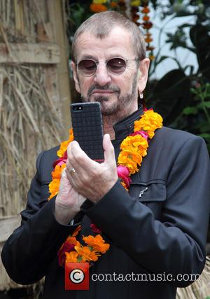 Ringo Starr Asks Fans To Flash The Peace Sign On His Birthday