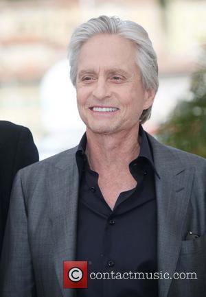 Michael Douglas Breaks Down In Tears At Cannes Film Festival
