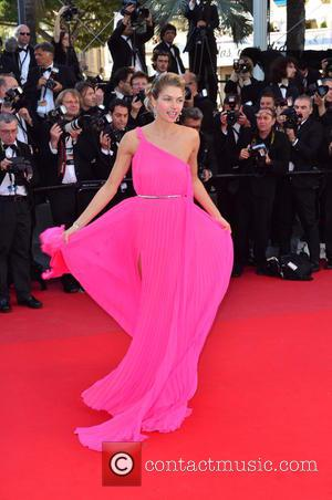 Jessica Hart - 66th Cannes Film Festival - Behind the Candelabra - Premiere - Cannes, France - Tuesday 21st May...