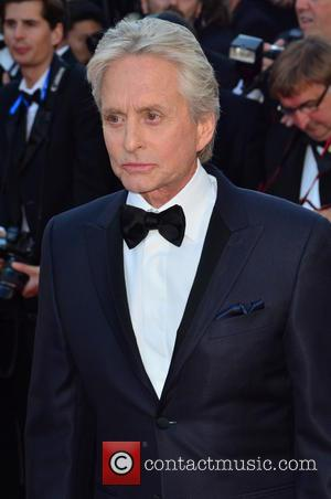 Michael Douglas Talks Behind The Candelabra And Liberace At Cannes