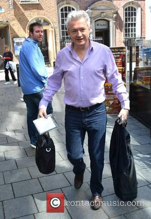 Louis Walsh - Judges arrive on the last day of auditions for Louis Walsh's new Irish boyband, The Button Factory,...