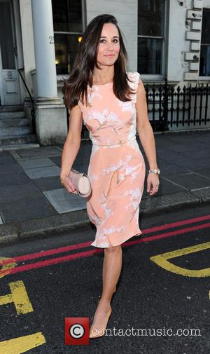 Pippa Middleton - Waitrose Summer Party 2013 at the Natural History Museum - London, United Kingdom - Wednesday 22nd May...