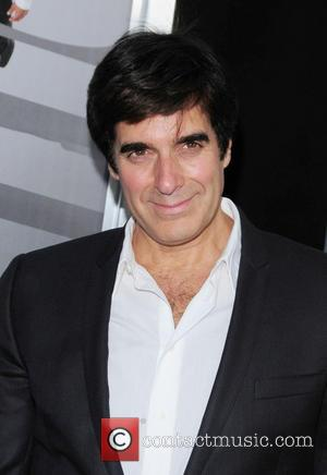 David Copperfield Engaged