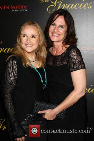 Melissa Etheridge and Linda Wallem -  *** MELISSA ETHERIDGE CELEBRATES MARRIAGE EQUALITY RULING BY ANNOUNCING WEDDING PLANS Lesbian rocker MELISSA ETHERIDGE...