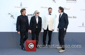 Duran Duran - 66th Cannes Film Festival - amfAR's 20th Annual Cinema Against AIDS 2013 - Arrivals - Cannes, France...
