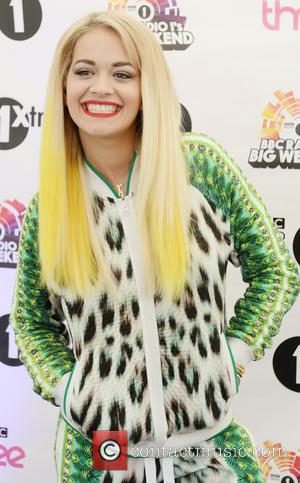 Rita Ora - BBC Radio 1's Big Weekend