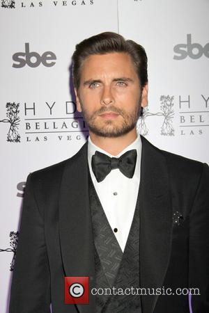 Scott Disick - Scott Disick turns 30 with 'Lord Disick-Style' birthday bash at Hyde Bellagio - Las Vegas, NV, United...