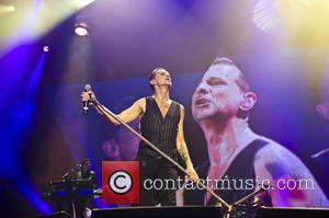 Dave Gahan - Depeche Mode performing live at the O2 Arena - London, United Kingdom - Tuesday 28th May 2013