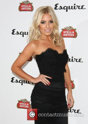 Mollie King - Esquire and Stella Artois summer party 2013 held at Somerset House - arrivals - London, United Kingdom...