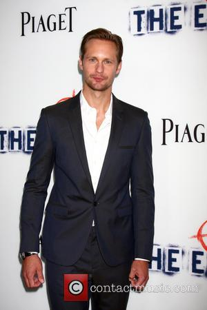 Alexander Skarsgard - Los Angeles Premiere of