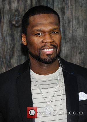 Curtis Jackson - After Earth Premiere