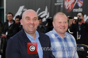 Shane Meadows and Mick Herbert