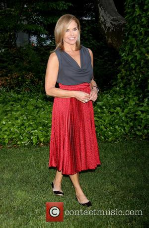 Katie Couric On The Dating Scene And Her Brief Encounter With Jeff Probst