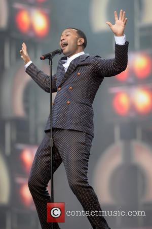 John Legend - 'The Sound of Change Live' concert at Twickenham Stadium - London, England, United Kingdom - Saturday 1st...