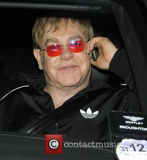 Elton John Targeted By Russian Anti-gay Campaigners