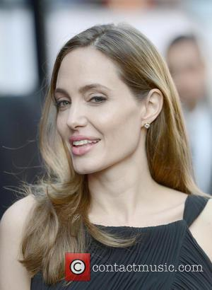 Angelina Jolie Gifted With Special Pendant From Louis Zamperini