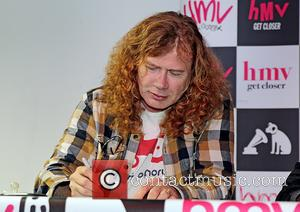 Megadeth's Mustaine Prepared For The End