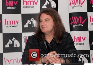 Megadeth and David Ellefson