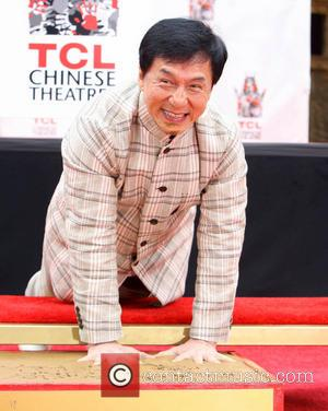 Jackie Chan - Jackie Chan is honoured with a hand...