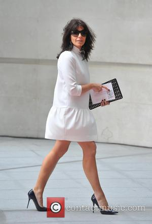 Claudia Winkleman - The opening of BBC Broadcasting House, the new state of the art, multimedia broadcasting centre. The redesign...