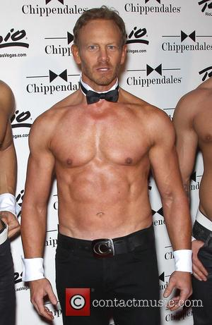 Ian Ziering - Chippendales welcomes new guest star Ian Ziering to The Rio All-Suite Hotel and Casino - Las Vegas,...
