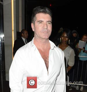 Simon Cowell - Britain's Got Talent wrap party held at...