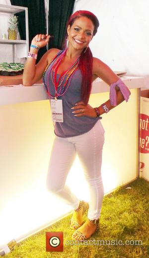 Christina Milian - 2013 LA Gay Pride Festival - Boo2 Bullying Lounge - West Hollywood, California, United States - Sunday...