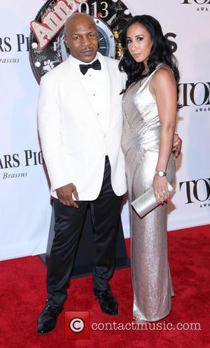 Mike Tyson and Lakiha Spicer