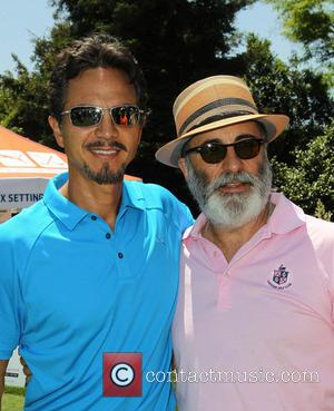 Benjamin Bratt and Andy Garcia