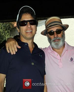 Ray Romano and Andy Garcia