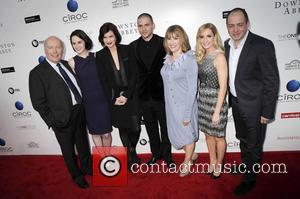 Julian Fellowes, Michelle Dockery, Elizabeth Mcgovern, Rob James-collier, Phyllis Logan, Joanne Froggatt and Gareth Neame