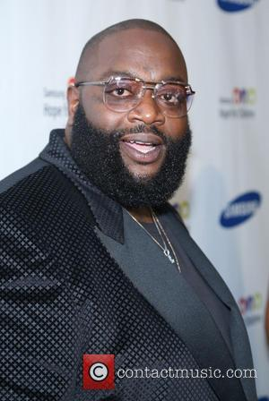 Rick Ross - The Samsung Hope For Children 12th Annual...