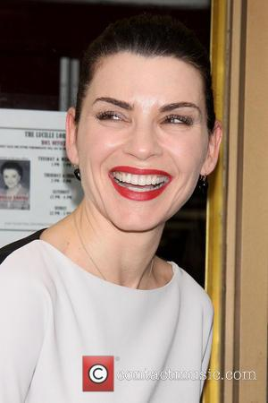 Julianna Margulies - Opening night of 'Reasons To Be Happy'