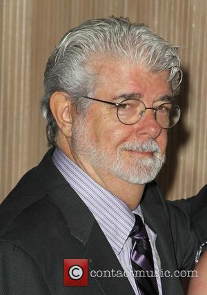 George Lucas - 2013 Crystal Lucy Awards
