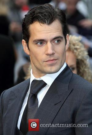 Henry Cavill - Man of Steel European Premiere