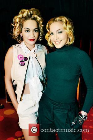 Rita Ora Battles Jet Lag At London Show