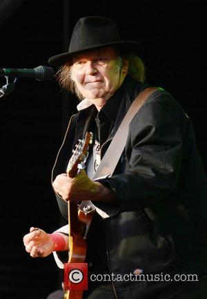 Neil Young & Crazy Horse Scrap North American Tour