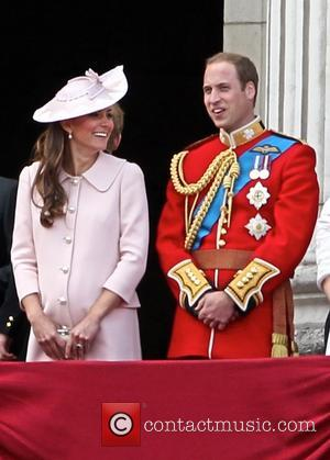 Kate Middleton - Trooping the Colour