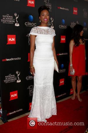 Aisha Tyler - Daytime Emmy Awards 2013 - Arrivals