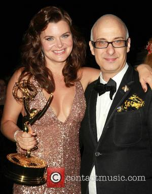 Heather Tom and Guest