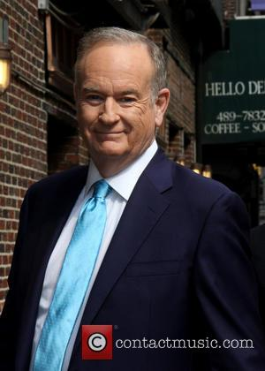 Bill O'Reilly - Letterman Celebs