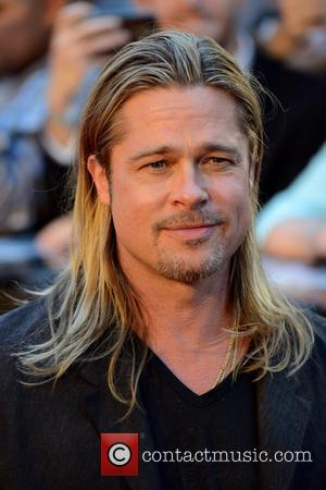 Brad Pitt - New York premiere of 'World War Z' -Arrivals - New York City, NY, United States - Monday...
