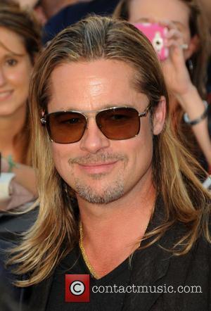 Brad Pitt Attends World War Z Premiere In New York Sans Angelina Jolie